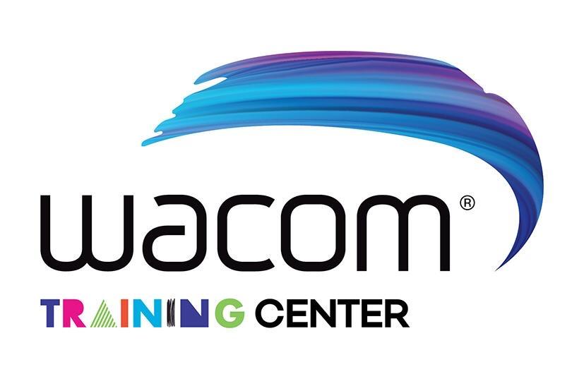 logo de Wacom centro educativo oficial