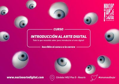 Curso Introducción al Arte Digital