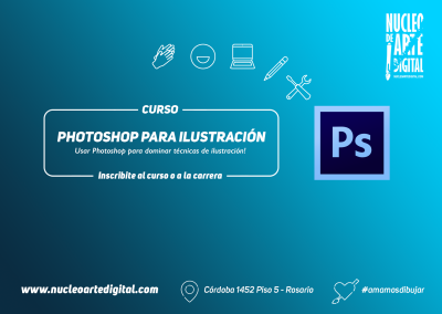 Curso Photoshop para Ilustración Digital