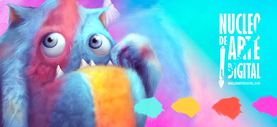 Aprendé a usar las tabletas, pintar con Photoshop y diseñar tu propio personaje!